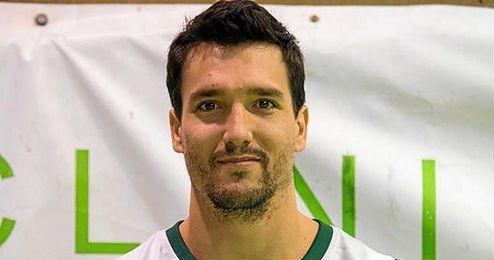 Alfonso S�nchez, �ltima incorporaci�n del equipo de Luis Casimiro.