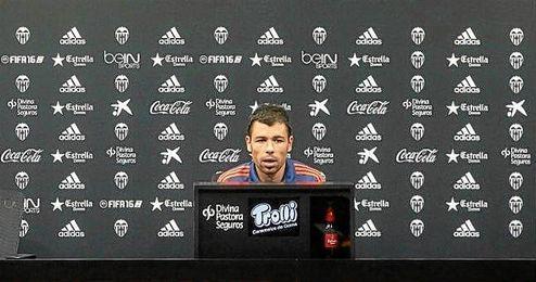 """""""El Sporting es muy intenso, un equipo muy buen trabajado por Abelardo y su cuerpo técnico""""."""