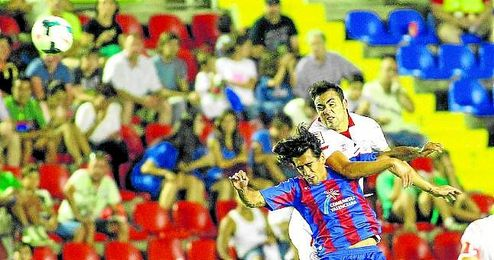 Vicente Iborra regresará este viernes al Ciudad de Valencia.