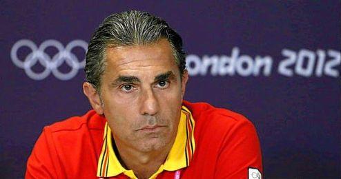 El equipo Español se enfrentará hoy a Islandia a las 21.00 horas.