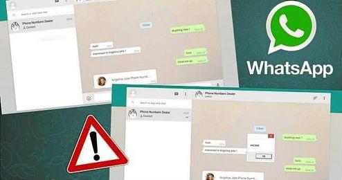 Se recomienda a los usuarios que actualicen a la versión 0.1.4481 de WhatsApp Web.