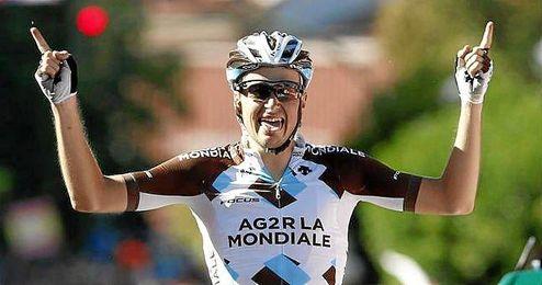Gougeard ha ganado la etapa de hoy entre Medina del Campo y Ávila.