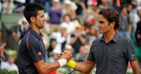 El serbio y el suizo se enfrentar�n en una nueva final.
