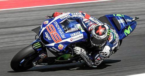 Jorge Lorenzo saldrá primero en San Marino.