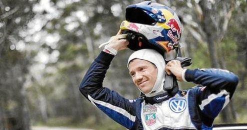 El español Dani Sordo (Hyundai i20) finalizó el rally de Australia en octava posición y es noveno en la general.