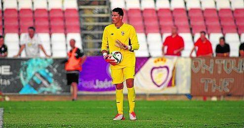 David Soria estará el martes ante el Borussia M´Gladbach.