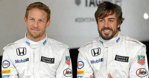 El espa�ol no pudo acabar por problemas en el motor la �ltima carrera disputada en el circuito de Monza.