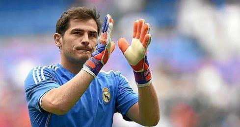Casillas batirá el récord con el Oporto.