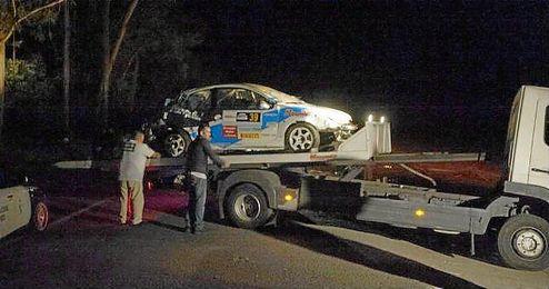 El accidente se sald� con siete v�ctimas mortales.
