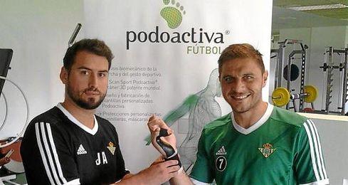 La empresa Podoactiva es el proveedor de podología y biomecánica del Real Betis.
