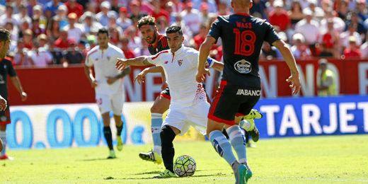 Así vivimos la derrota del Sevilla ante el Celta