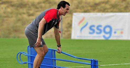 El entrenador del Sevilla FC, Unai Emery, ha recibido buenas noticias desde la enfermería.