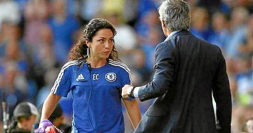 Eva Carneiro ha dejado al Chelsea.