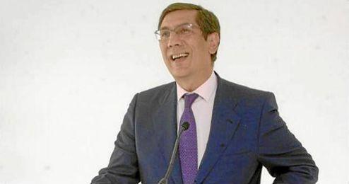 El presidente del Tribunal Administrativo del Deporte (TAD), Enrique Arnaldo Alcubilla.
