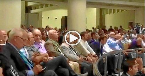 (VÍDEO) Así se vivió el recuento final de votos