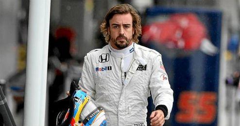 Fernando Alonso celebra hoy el d�cimo aniversario de la consecuci�n del primero de sus dos t�tulos mundiales.