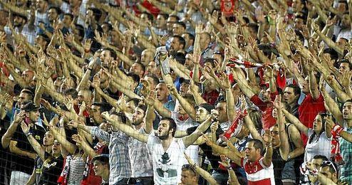 El club ha agradecido el apoyo incondicional de sus aficionados.