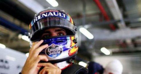 Carlos Sainz saldrá undécimo en Suzuka.