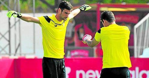 Sergio Rico cree ciegamente en que el Sevilla remontar� el vuelo ante el Rayo Vallecano.