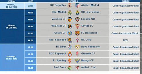 Ya hay horario del Betis-Athletic de la décima jornada