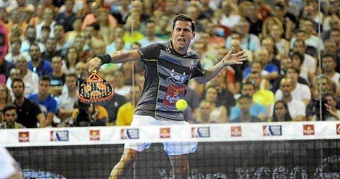 El sevillano Paquito Navarro es uno de los favoritos del torneo.