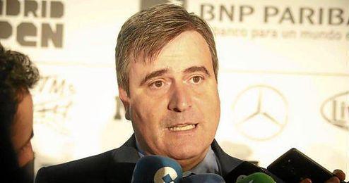 """""""Esto es una sanción de la FIFA de la que ni el CSD ni la administración española ha sido parte""""."""