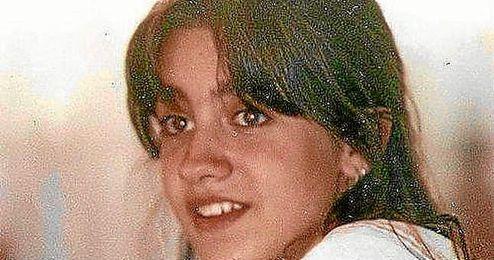 Imagen de Eva Blanco, que murió el 20 de abril de 1997, en la localidad de Algete.