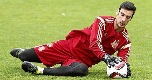 Rico tendrá su tercera oportunidad de debutar con España.