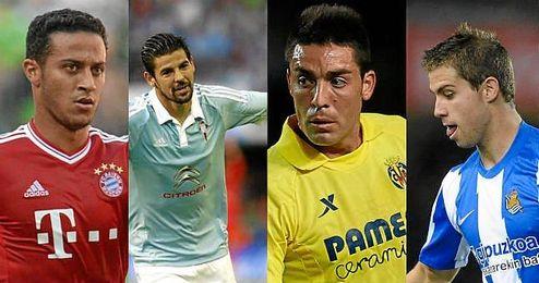 El próximo viernes 9 de octubre a las 20:45 horas, la selección española recibirá a Luxemburgo.