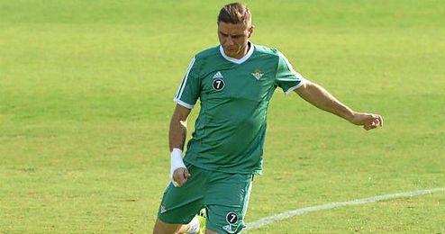Peligra la participación de Joaquín en Vallecas.