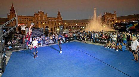 Sevilla acoge un gran espectáculo lúdico-deportivo.