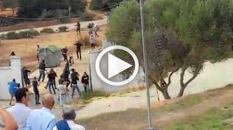 Policía identifica a 21 hinchas por incidentes seguidores del Cádiz y Xerez