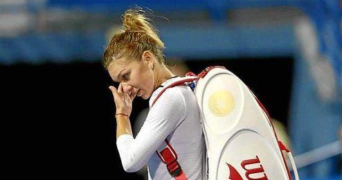 La estadounidense se impuso en el segundo set y cerró el juego en el tercero.
