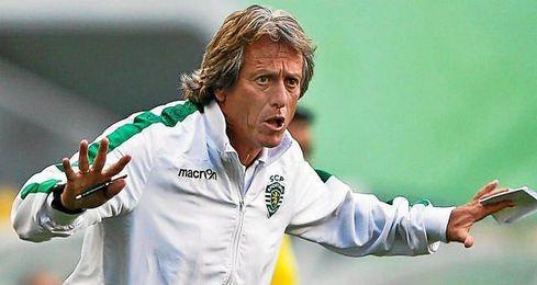 Jorge Jesús se marchó al Sporting.