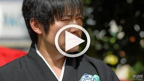 Isao Machii, maestro de la katana.