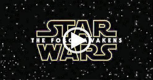 (VÍDEO) Ya está aquí el trailer oficial de 'Stars Wars 7'