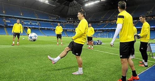 Konoplyanka será de la partida en el Etihad Stadium.