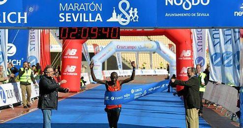 zapatos clasicos grandes ofertas mejor elección El Zurich Maratón de Sevilla 2015 tuvo un impacto económico ...