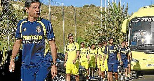 Marcelino García Toral, técnico del Villarreal.