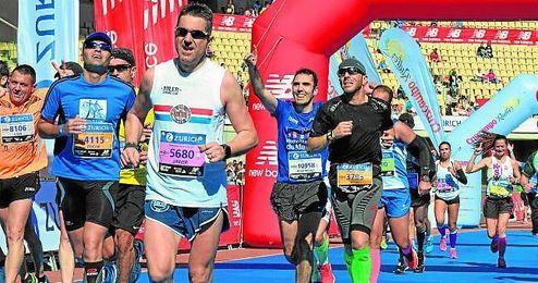 El Maratón 2015 figura tercero por el promedio de los tres últimos años.