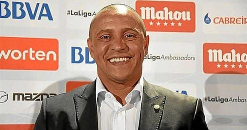 Roberto Carlos desea ser entrenador del del Real Madrid en el futuro.