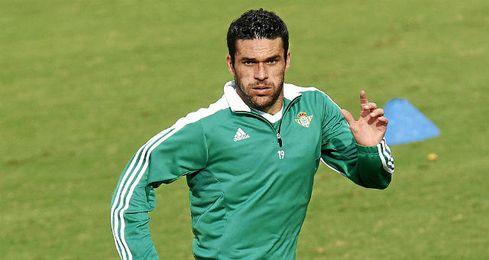 Jorge Molina espera alcanzar pronto un momento óptimo de forma.