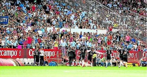 Cristiano Ronaldo fue el gran protagonista en la visita merengue de la pasada campa�a, al anotar los tres goles de su equipo y acabar as� con el fort�n del Pizju�n.