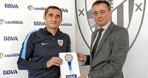 El próximo domingo se medirán al Espanyol.