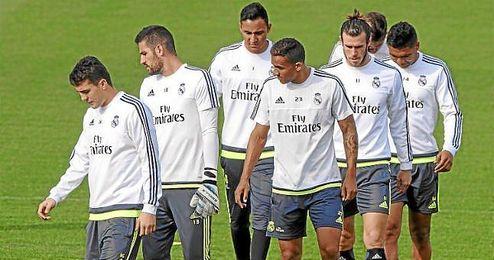 Bale ha entrado en la lista del Real Madrid para el Sánchez Pizjuán.