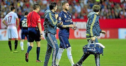 Sergio Ramos cree que el Sevilla hizo