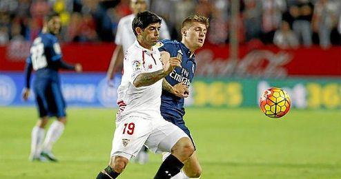 Banega quiere continuar en el Sevilla.