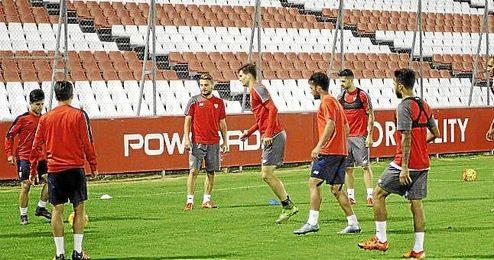 Emery se lleva a cinco canteranos al amistoso ante el Lugo.
