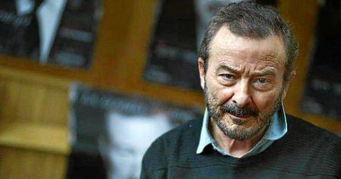 En la imagen, el actor sevillano Juan Diego.