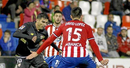 El Sevilla cay� derrotado en el amistoso ante el Lugo.